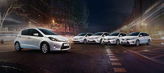 Alle Hybrid Modelle