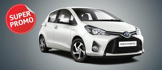 Nieuwe Yaris Hybride 1.5 VVT-i Dynamic