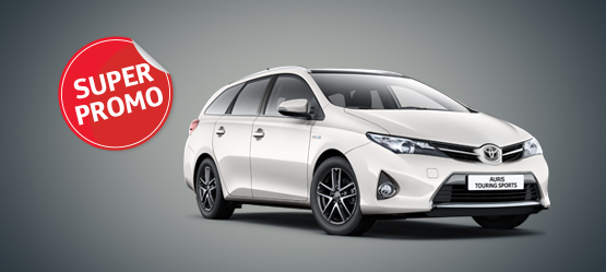 Auris Touring Sports 1.4 D-4D Dynamic