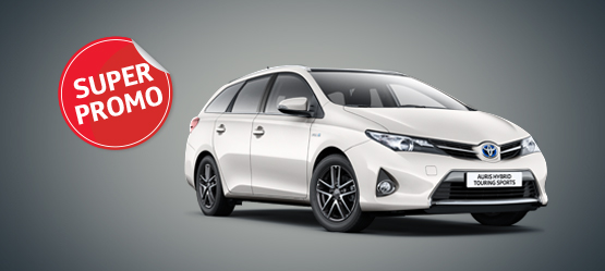 Auris Touring Sports Hybride 1.8 VVT-i Dynamic