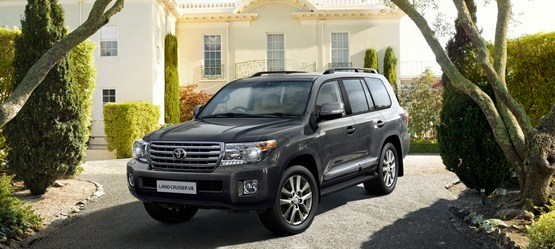 E-brochure Land Cruiser V8