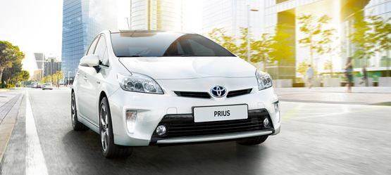 E-brochure Prius