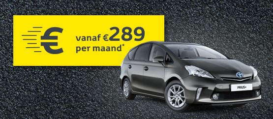 Grand Prius+ hybride 1.8 VVT-i Lounge