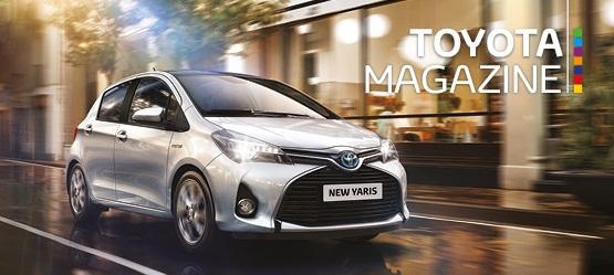 Toyota Magazine nr 19