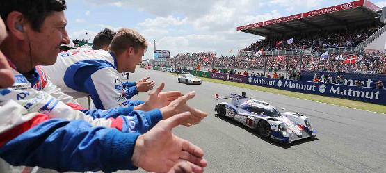 Спортната история на Toyota продължава в FIA WEC