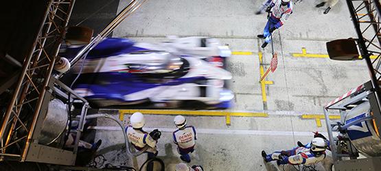 Подиум за хибридните ни герои в 24-те часа на Le Mans