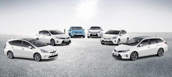 Toyota Hybrid - Шест милиона продажби