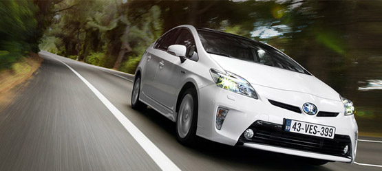 Toyota trionfa nel rapporto TÜV 2014
