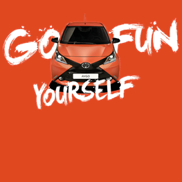 Aygo Go Fun Yourself