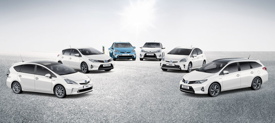 Worldwide Sales of Toyota Hybrids Top 7 Million Units
