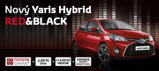 Nový YARIS Hybrid