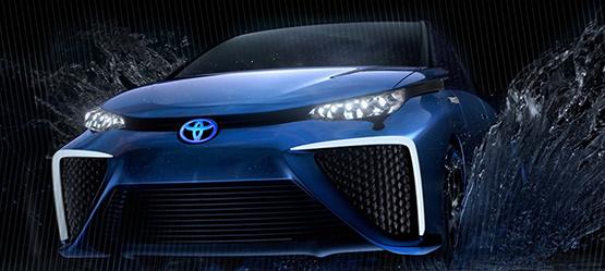 Der neue Toyota Mirai ist da