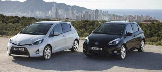 Toyota dominiert Auto-Umwelt-Ranking 2014