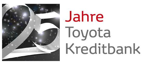 25 Jahre Toyota Kreditbank