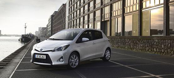 Jeder zweite Toyota Yaris ist ein Vollhybrid