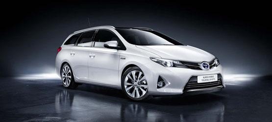 Toyota Auris Touring Sports startet bei 17.150 Euro.