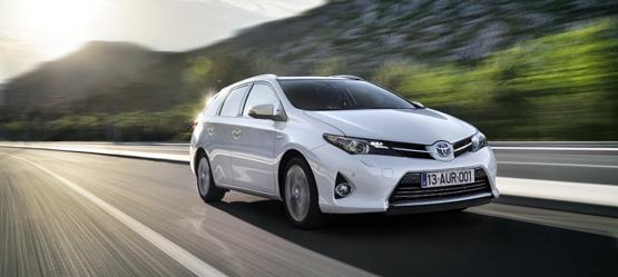 Sechs Toyota und Lexus Modelle unter den Top Ten