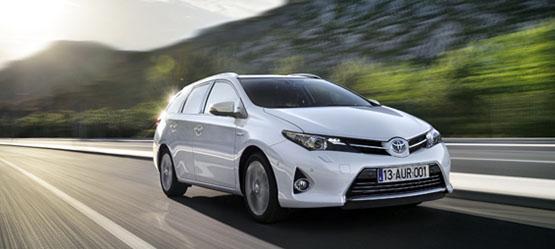 Toyota Marktanteil in Europa steigt auf fünf Prozent