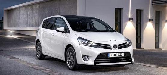 Toyota Verso mit neuem Dieselmotor