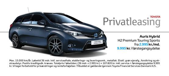 Auris Hybrid H2 Premium Touring Sports