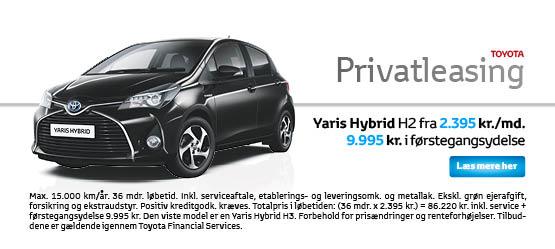 Yaris Hybrid H2