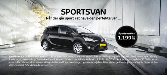 Sportsvan 1.6D-4D T1
