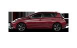 Toyota Auris & Auris Hybrid
