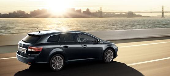 Toyota Avensis topper tysk tilfredshedstest
