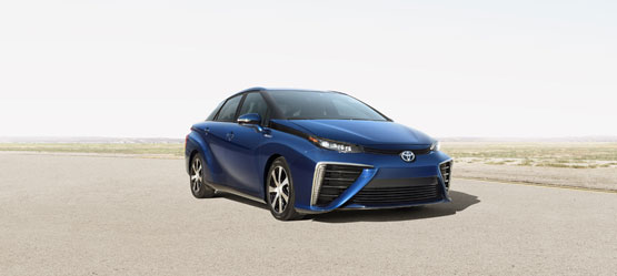 Toyota vælger Danmark til introduktion af ny brintbil