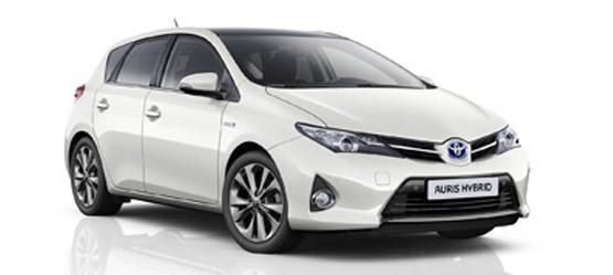 Toyota har hybrid-modeller til alle behov