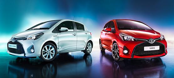 Особое предложение для Toyota Yaris