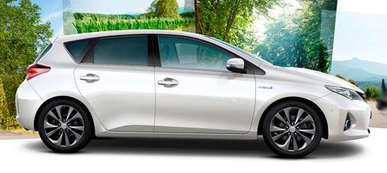 Toyota Auris y Auris hybrid