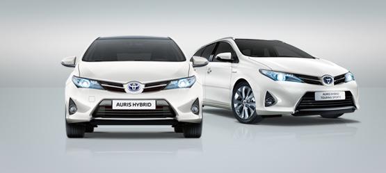 Probar un Toyota