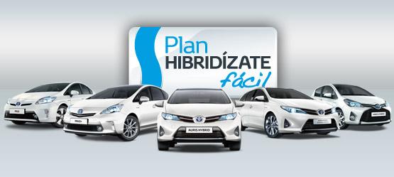 Plan Hibridízate Fácil