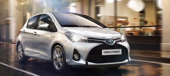 Toyota Yaris y Yaris hybrid