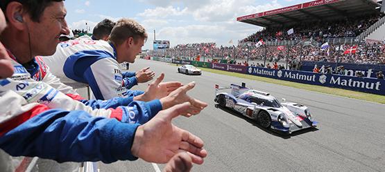 2014 WEC Round 3 Le Mans