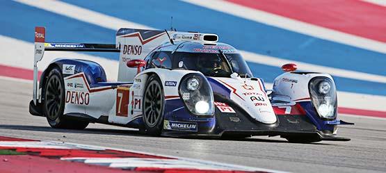 WEC Round 4 race report