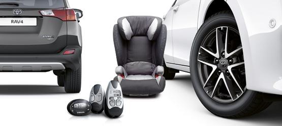 Valitse autoosi lisävarusteita jopa 750 eurolla veloituksetta.