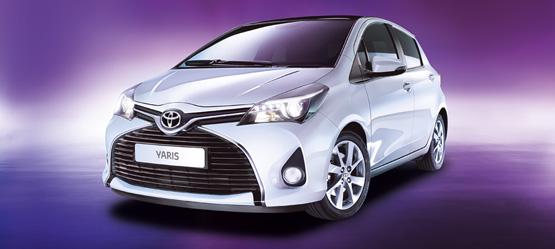 Uusi Yaris ja Winter Pack vain 214 €/kk Toyota Jousto -rahoituksella. Winter Pack erillisenä varustepakettina vain 590 euroa.