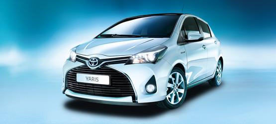 Uusi Yaris ja Winter Pack rahoitustarjouksena vain 199 €/kk tai erillisenä varustepakettina vain 590 euroa.