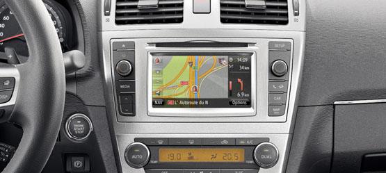 Mise à jour Cartographie Toyota