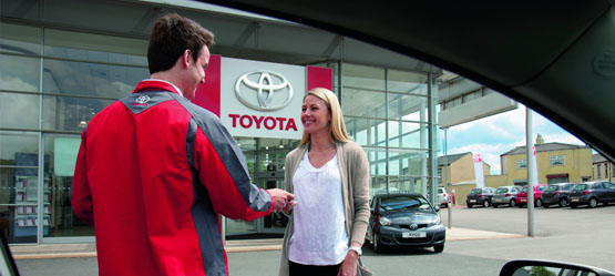 Toyota Duotech Service
