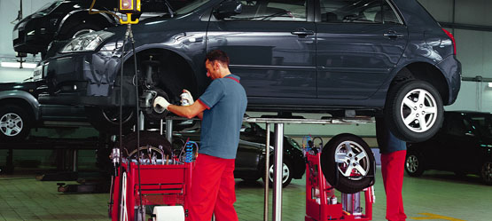L'expertise du Service Toyota