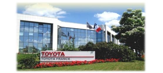 Toyota en France