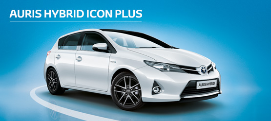 Auris Hybrid Icon Plus  0% APR Representative*