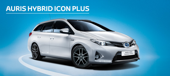 Auris Touring Sports Hybrid Icon 0% APR Representative*