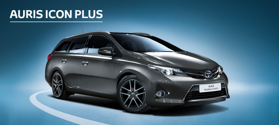 Auris Touring Sports Icon Plus 0% APR Representative*