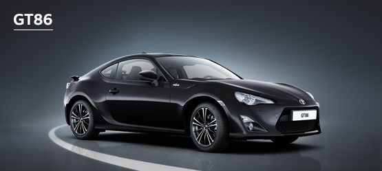 GT86 2-Door Coupe 4.9% APR Representative*