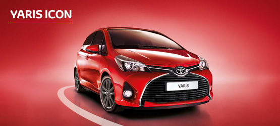 Yaris Icon 0% APR Representative*