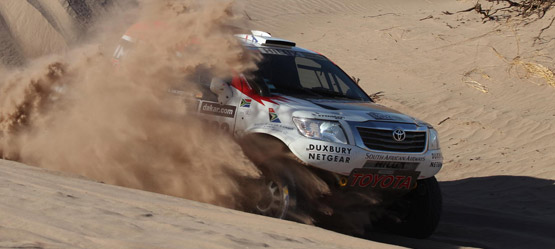 Dakar Rally 2014 - First Week Review